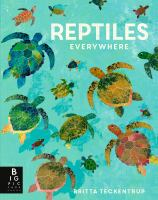Reptiles everywhere Book cover