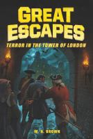 Terror in the tower of London Book cover