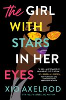 The girl with stars in her eyes Book cover
