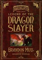 Legend of the dragon slayer Book cover