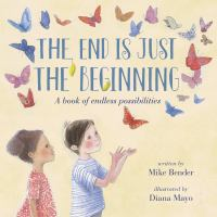 The end is just the beginning Book cover