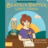 Beatrix Potter wrote stories Book cover