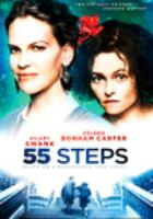 55 steps Book cover