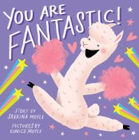 You are fantastic! Book cover