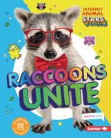 Raccoons unite Book cover