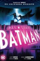 All-star Batman. Vol. 3 The first ally Book cover