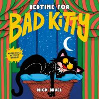 Bedtime for Bad Kitty Book cover