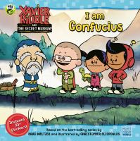 I am Confucius Book cover