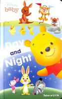 Disney baby. Day and night Book cover