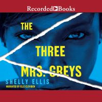 The three Mrs. Greys Book cover