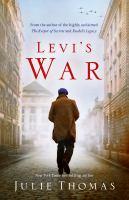 Levi's war Book cover