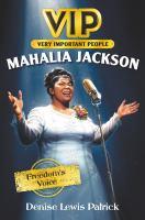 Mahalia Jackson : freedom's voice Book cover
