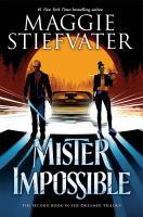 Mister Impossible Book cover