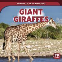 Giant giraffes Book cover