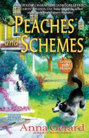 Peaches and schemes Book cover