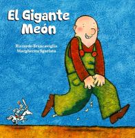 El gigante meon Book cover