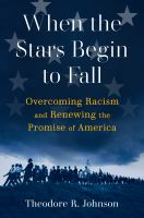 When the stars begin to fall : overcoming racism and renewing the promise of America Book cover