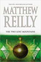 The two lost mountains Book cover