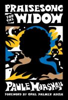 Praisesong for the widow Book cover
