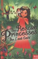 The lost gold Book cover