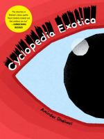 Cyclopedia exotica Book cover