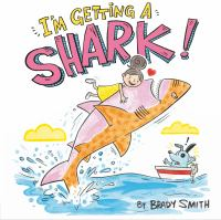 I'm getting a shark! Book cover