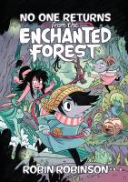 No one returns from the Enchanted Forest Book cover