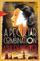 A peculiar combination : an Electra McDonnell novel Book cover
