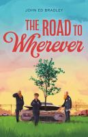 The road to wherever Book cover