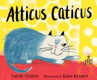 Atticus Caticus Book cover