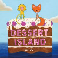 Dessert island Book cover