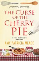 The curse of the cherry pie Book cover