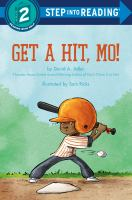 Get a hit, Mo! Book cover