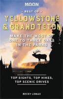 Moon best of Yellowstone & Grand Teton  Cover Image