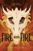 Fire with fire Book cover