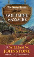 Gold mine massacre Book cover