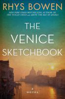 The Venice sketchbook Book cover