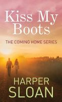 Kiss my boots Book cover