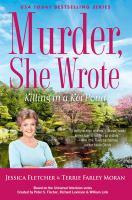 Killing in a koi pond Book cover