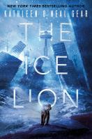 The ice lion Book cover