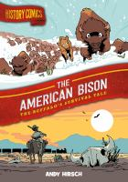 The American bison : the buffalo's survival tale Book cover