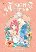 A sign of affection Book cover