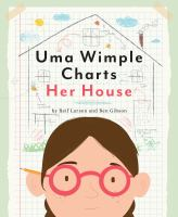 Uma Wimple charts her house Book cover