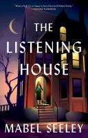 The listening house Book cover