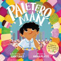 Paletero man Book cover