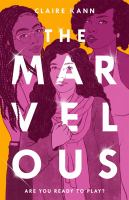 The marvelous Book cover