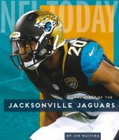The story of the Jacksonville Jaguars Book cover