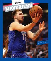 Dallas Mavericks Book cover