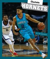 Charlotte Hornets Book cover