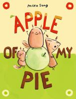 Apple of my pie Book cover